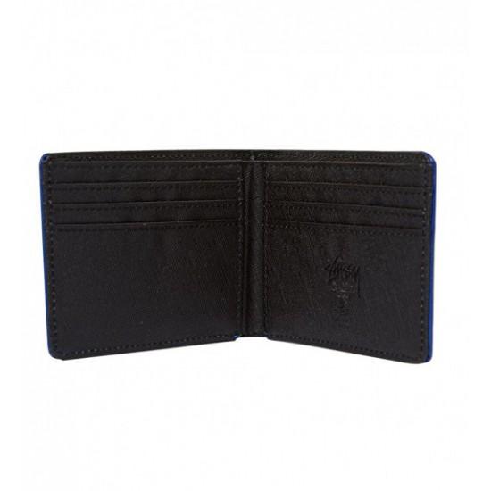 CLC Bi-Fold Wallet Blue