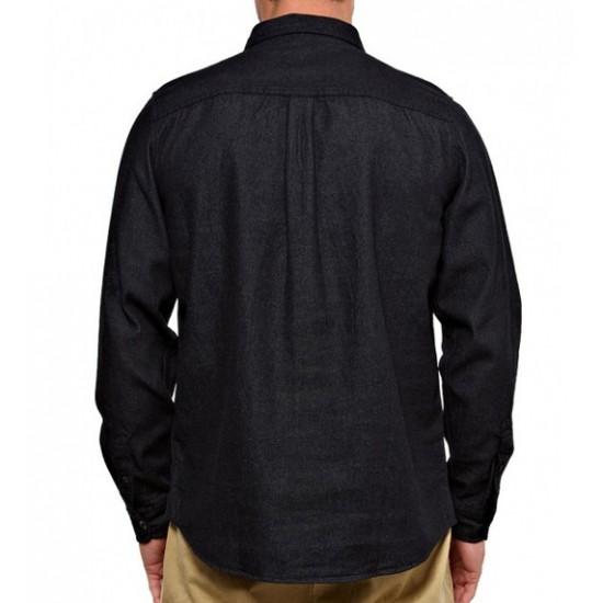 Classic Denim Shirt Black