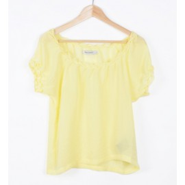 Joline Blouse Lemon