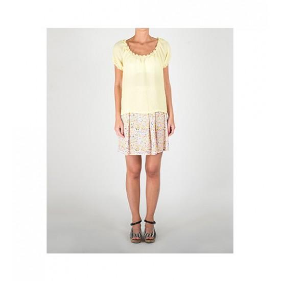 Joline Blouse Lemon