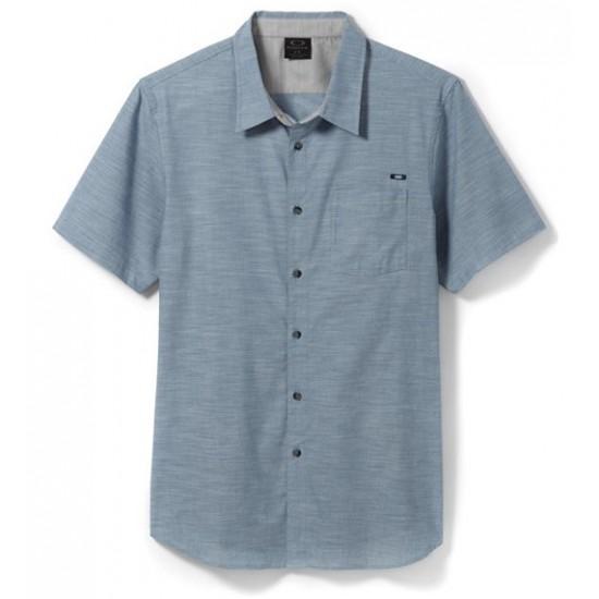 Unform Woven Oxford Blue