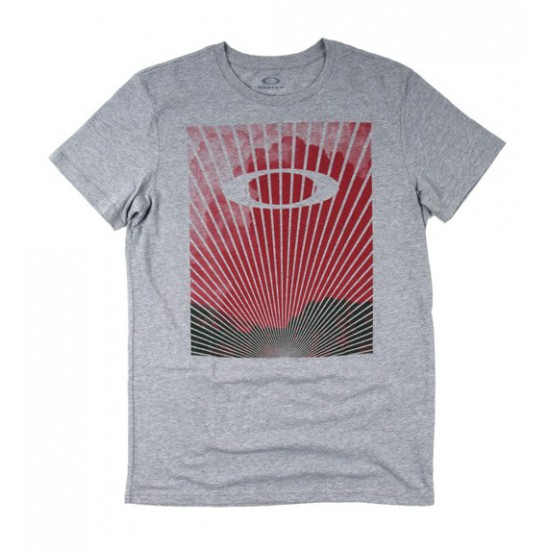 Touch Home Tee Heather Grey