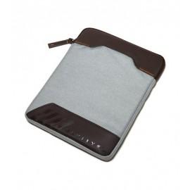 Halifax iPad Sleeve Dark Sienna