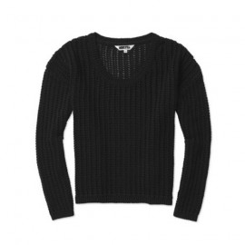 Holy Knit Jet Black