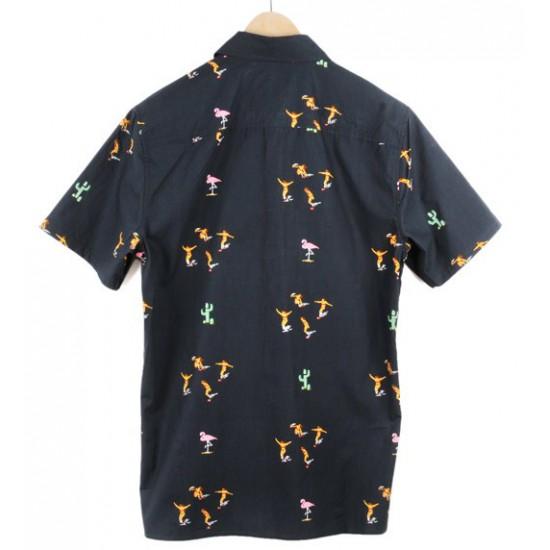 Skatebirds Woven Shirt