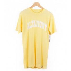Smollege Tee Yellow