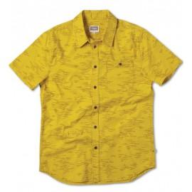 Wavy Woven Yellow