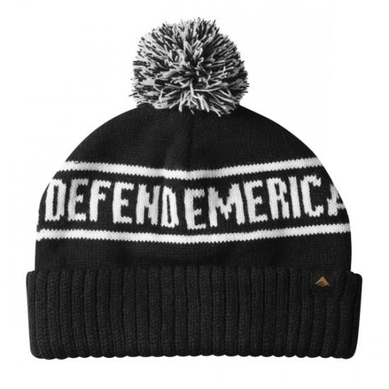 Defend  Emerica Beanie Black