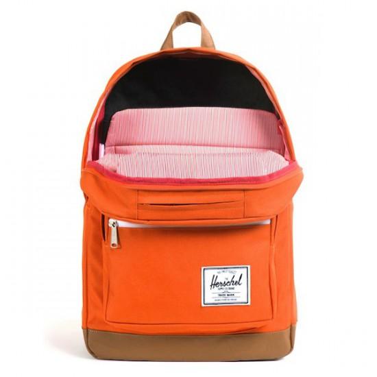 Pop Quiz Backpack Camper Orange
