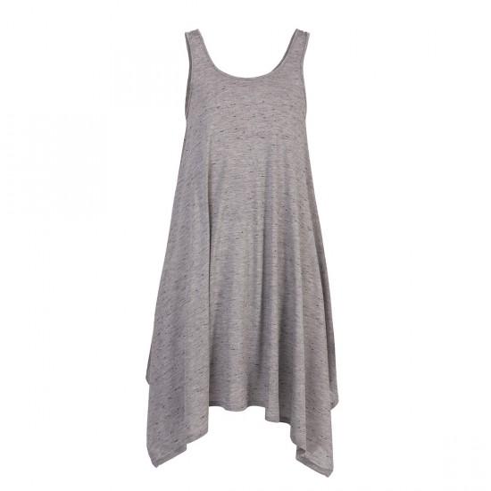 Sless Orrua Dress Grey Heather