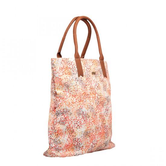 Seurat Tote Bag Multicolored