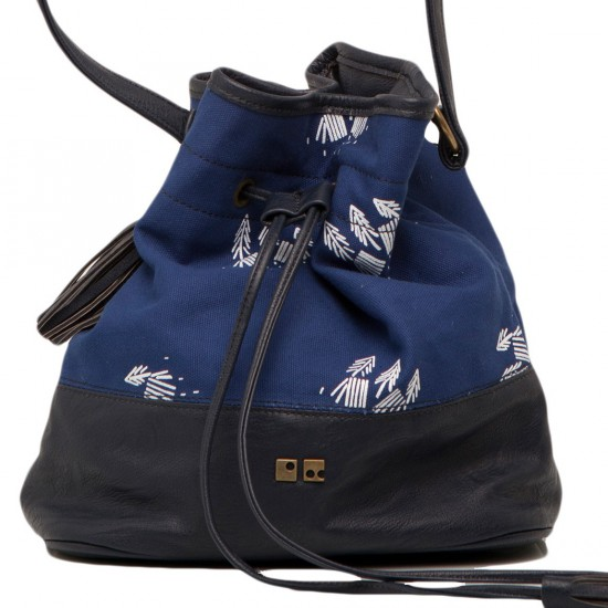 Borla Camping Bag Unique Blue