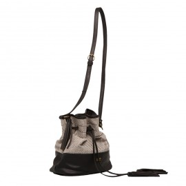 Borla Bag Unique Black