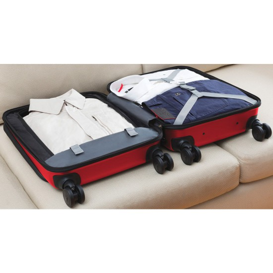 Spectra™ 2.0 Dual-Access Global Carry-On Red