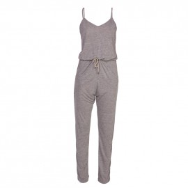 Sempere Jumpsuit Heather Grey
