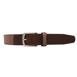 Gredos Canvas Belt Choco