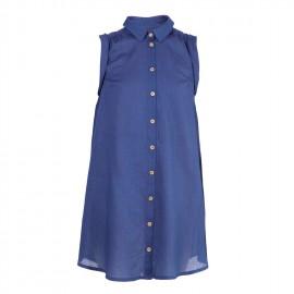 Elosegui Dress Trofi Blue