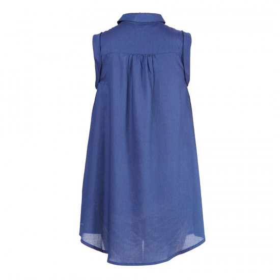 Elosegui Dress Trofi Blue