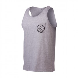 Ahoy Tank Heather Grey