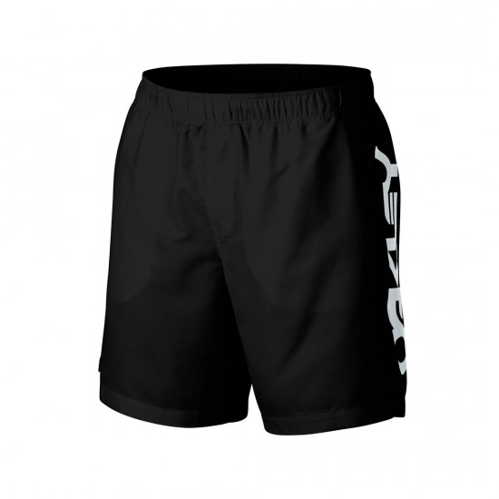 Hop Volley Short Jet Black