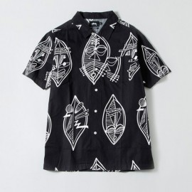 Zulu Shirt Black