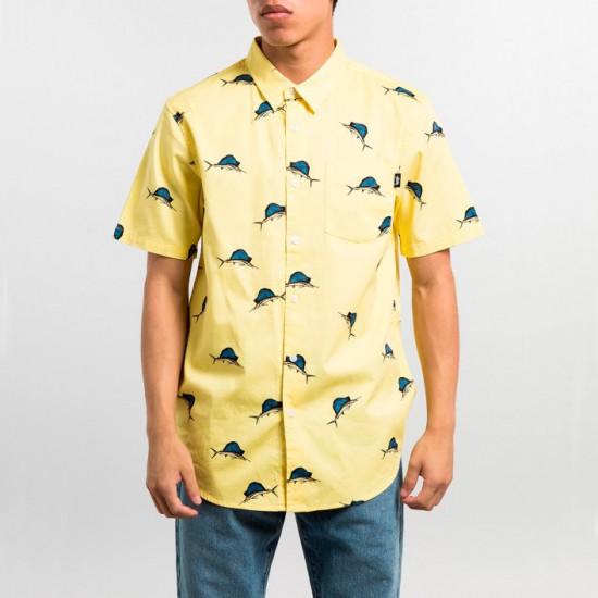 Big Catch Shirt Yellow