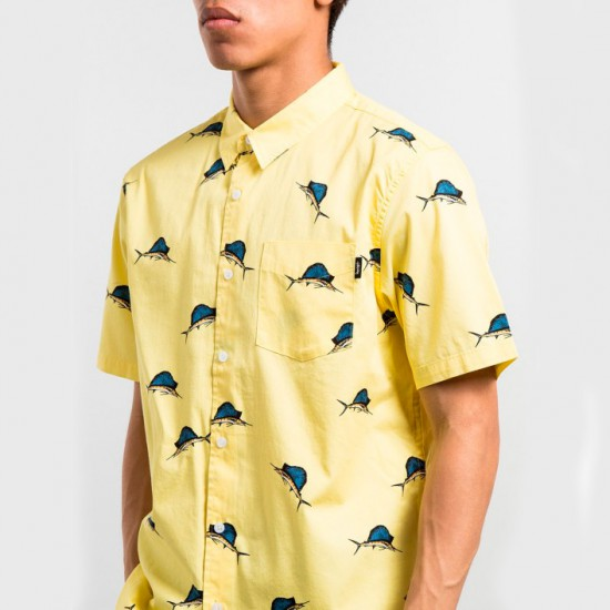 Big Catch Shirt Yellow