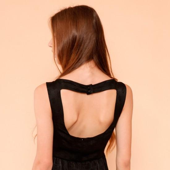 Erretak Dress Black