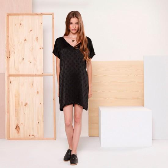 Martina Dress Black