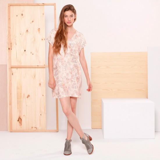 Martina Dress Multicolored