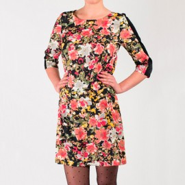 Mila Dress Jardin Print