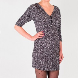 Belle Dress Mini Dots