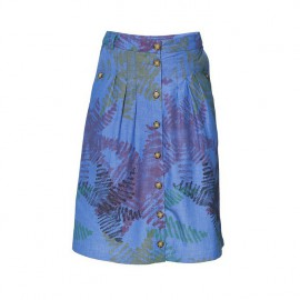 Poxpolin Skirt Blue