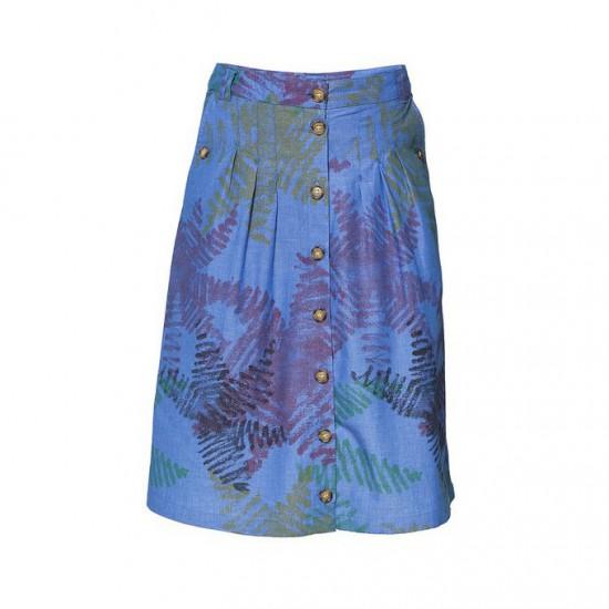 Poxpolin Skirt Blue