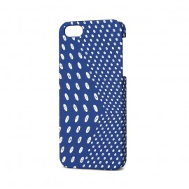 Polka Dot iPhone Case Navy