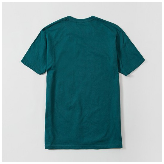 La Boca Crown Tee Teal