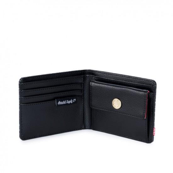 Hank Wallet Coin Black Snake/Black