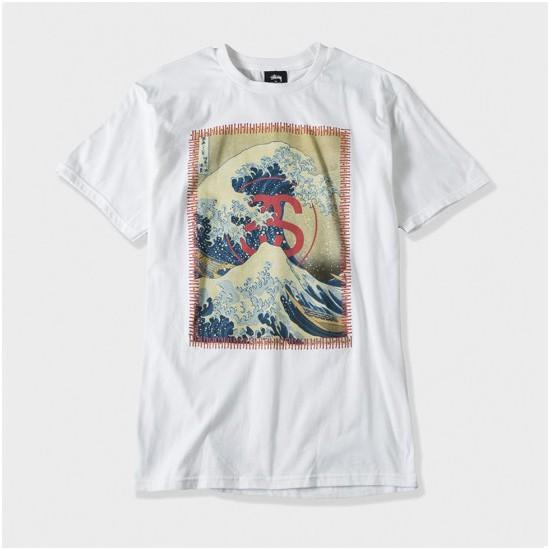 Tsunami Tee White