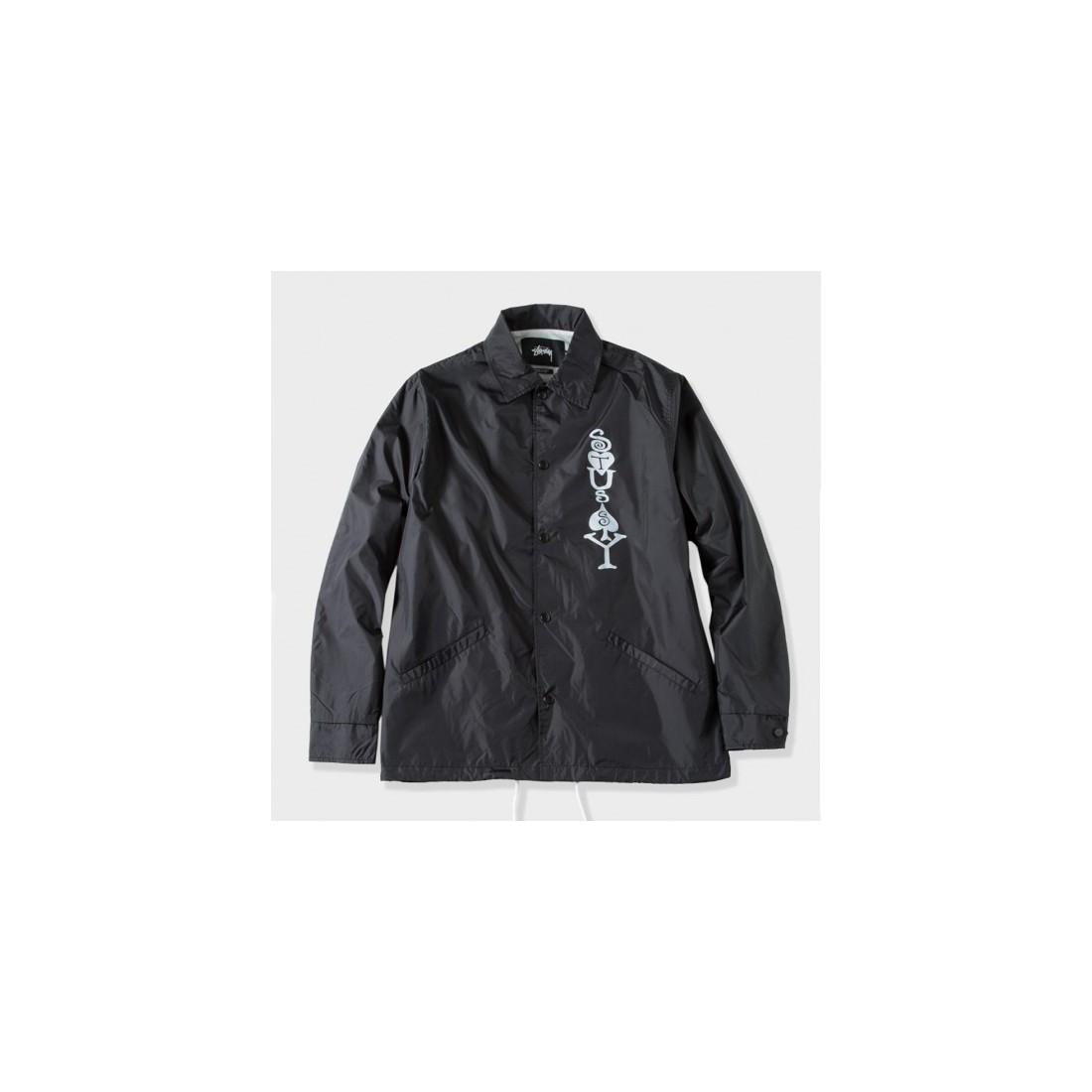 024d684d5 ... Men// Jackets//Player Coaches Jacket Black. Player Coaches Jacket Black