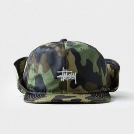 Purkis Fishing Cap Olive Camo