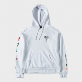 WT Flags Hood White
