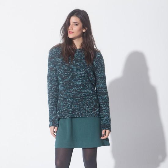 Argala Sweater Green