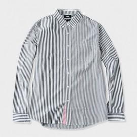 Multi Stripe Shirt Black