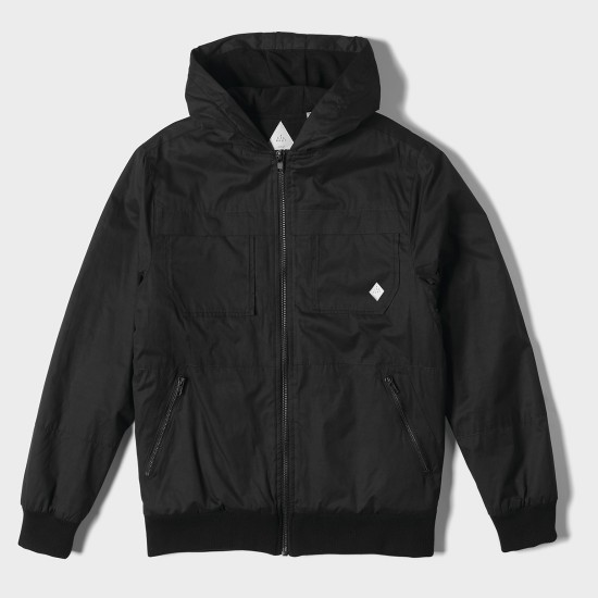 Renoculator Jacket Black