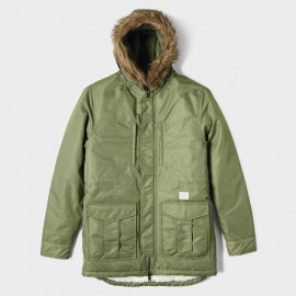 Hunters Ridge Jacket Army