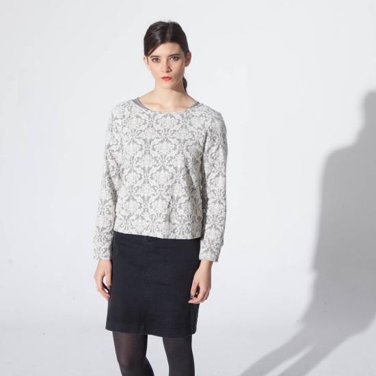 Marikar Sweatshirt Grey