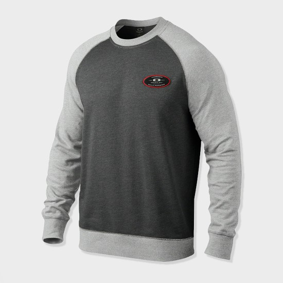 Local Fleece Sweater Black