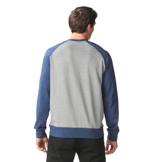 Local Fleece Sweater Heather