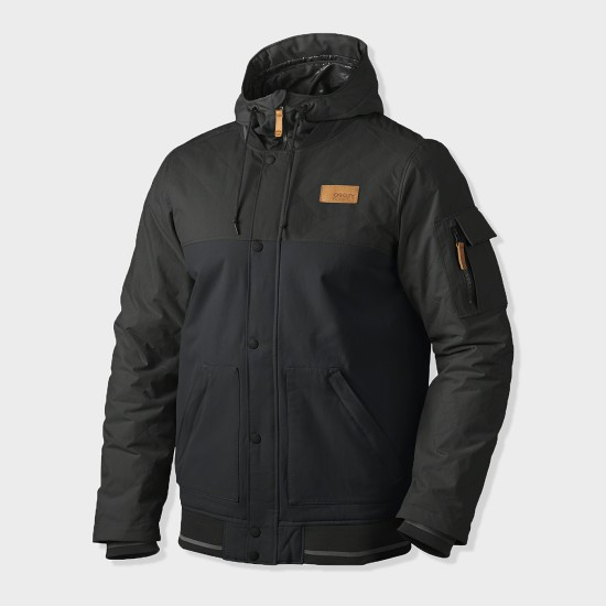 Sisters Insulated Jacket Jet Black