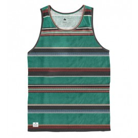 S. West Tank Teal